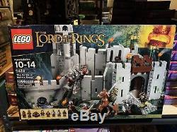 LEGO The Lord of the Rings 9474 The Battle of Helm''s Deep