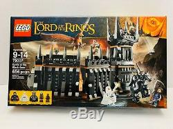 LEGO The Lord of the Rings Battle at the Black Gate (79007) New Sealed. Retired
