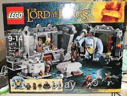 LEGO The Lord of the Rings Hobbit The Mines of Moria (9473) NEW