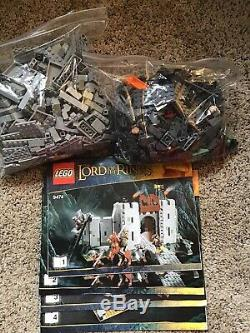 LEGO The Lord of the Rings The Battle of Helm's Deep (9474) Complete