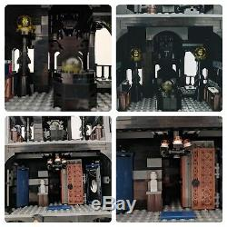 LEGO The Lord of the Rings Tower of Orthanc (10237) 100% Complete Set