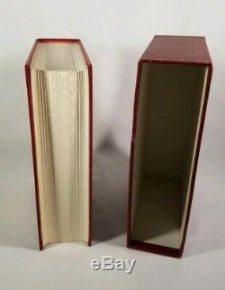 LORD OF THE RINGS COLLECTORS EDITION BOOK 1ST Printing 1974 TOLKIEN RARE DEFECT