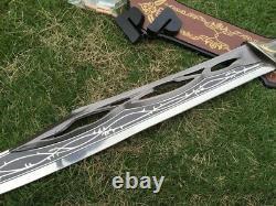 LOTR Lord of the Rings Hobbit THRANDUIL Elven King Sword Blade Cosplay #3833