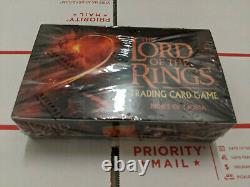 LOTR Lord of the Rings TCG Mines of Moria Booster Box Sealed