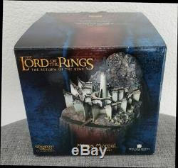 LOTR Sideshow Weta Minas Morgul Environment Bookend Statue Lord of the Rings New