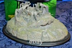 LOTR Sideshow Weta Weathertop Polystone Environment Lord of the Rings Hobbit