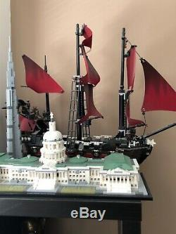 Large Lego Collection. Star Wars, Lord Of The Rings, Hobbit, Pirates, City+more