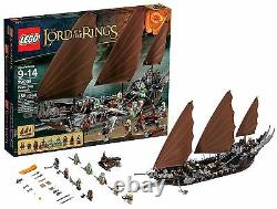 Lego #79008 The Lord Of The Rings Pirate Ship Ambush NEW SEAL