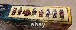 Lego 9474 The Lord of the Rings Battle of Helm's Deep Retired NISB