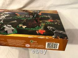 Lego Attack Of The Wargs 79002 Hobbit Lord Of The Rings Thorin Yazneg New Sealed