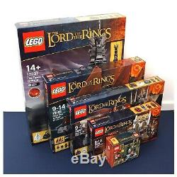 Lego Complete Unopened Collection Lord of the Rings & The Hobbit