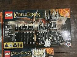 Lego Lord Of The Rings Lot Of Sealed Sets Battle Black Gate Pirate Ship NEW