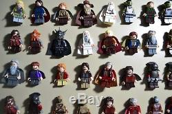 Lego Lord Of The Rings/ The Hobbit Minifigures Lot (VERY RARE)
