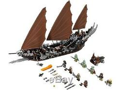 Lego Lord of the Rings 79008 PIRATE SHIP AMBUSH Castle Knights Aragorn NISB