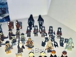 Lego Lord of the Rings, Hobbit Minifigure Lot, LoTR, Horse, Uruk Hai