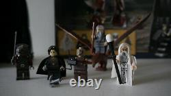 Lego Lord of the Rings Tower of Orthanc 10237 100% complete includes minifigures