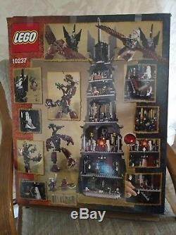 Lego Lord of the Rings Tower of Orthanc 10237, NEW IN BOX FREE SHIPPING