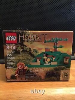 Lego SDCC 2013 The Hobbit Lord of the Rings NEW Exclusive Bilbo Baggins