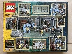 Lego The Lord Of The Rings 9473 The Mines Of Moria Factory Sealed New