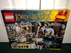 Lego The Lord Of The Rings LOTR Lot ALL MISP 9474 9473 9472 9471 9470 9469 9476