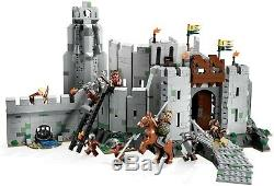 Lego The Lord of the Rings 9474 The Battle of Helm's Deep Factory Sealed NEW