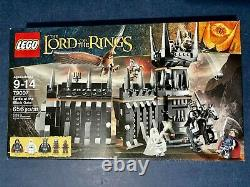 Lego The Lord of the Rings Battle at the Black Gate 79007 New Sealed in Box