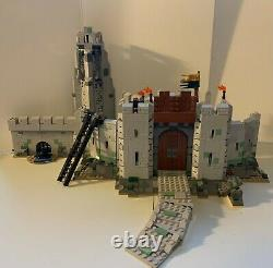 Lego The Lord of the Rings The Battle of Helm's Deep (9474) -Used- Complete Set