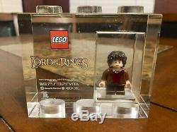 Lego Tt Games Trophy Brick Frodo Lord Of The Rings Sdcc Very Rare