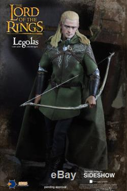 Legolas Lord of the Rings 1/6 Sixth Scale Luxury Edition Sideshow Collectibles