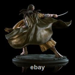 Lord Elrond Battle at Dol Guldur 16 Scale Statue -The Hobbit -Lord of the Rings