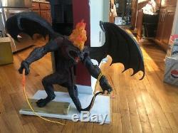 Lord Of The RingsBalrog NECA 24 FigureLOTR FellowshipToy Biz