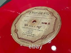 Lord Of The Rings Fellowship Of The Ring Complete Recordings Vinyl Records
