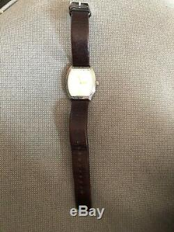 Lord Of The Rings Gondor Watch In Leather Case By Fossil