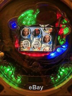 Lord Of The Rings Pachinko Machine Sankyo CR Victory Japanese Slot Arcade Game