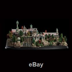 Lord Of The Rings Rivendell Environment Weta Collectibles NIB Sold Out