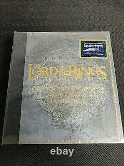 Lord Of The Rings The Complete Recordings on CD + Blu-ray Audio Box Sets