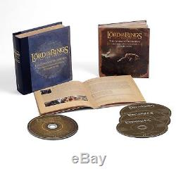 Lord Of The Rings The Two Towers Complete Recordings CD BLU RAY NEW