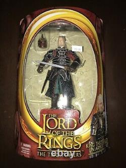 Lord Of The Rings Two Towers Action Figures 15 Piece Lot New In Box