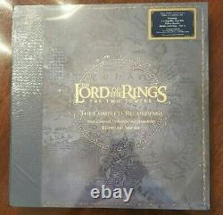 Lord Of The Rings Two Towers Vinyl Soundtrack 5 Lp Box Set Sealed New Oop