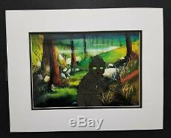 Lord of The Rings production cel