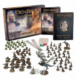 Lord of the Rings Battle of Pelennor Fields Games Workshop New! 30-05