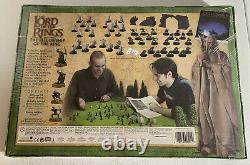 Lord of the Rings Fellowship- Games Workshop Sealed Battle Strategy Game 2001