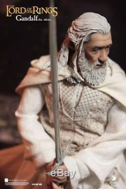Lord of the Rings Gandalf the White 1/6 Scale Figure By Asmus Toys
