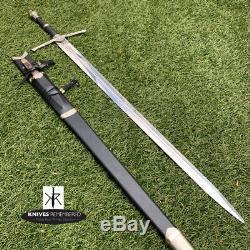 Lord of the Rings King of Gondor Aragorn Strider Ranger Sword CUSTOM ENGRAVED