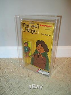 Lord of the Rings Knickerbocker LOTR 1979 Complete Set 8 Figures AFA Holy Grail