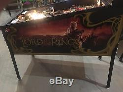 Lord of the Rings Pinball Arcade Machine By Stern Home Use Only