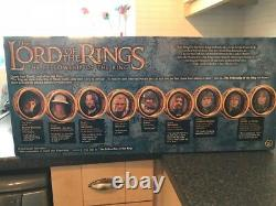 Lord of the Rings ROTK Deluxe Gift Pack 10 Figure Set BNIB