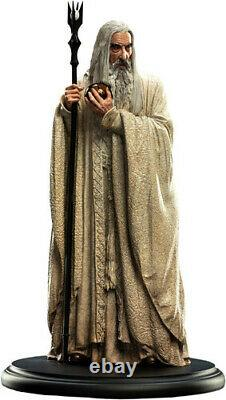 Lord of the Rings SARUMAN THE WHITE (2020, WETA Workshop) Brand New