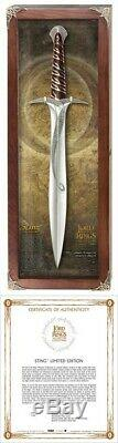 Lord of the Rings Sting Museum Collection United Cutlery UC1424 895 of 3000