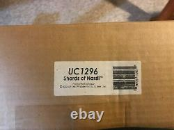 Lord of the Rings Sword UC1296 Shards of Narsil Limited Holiday Gift Present